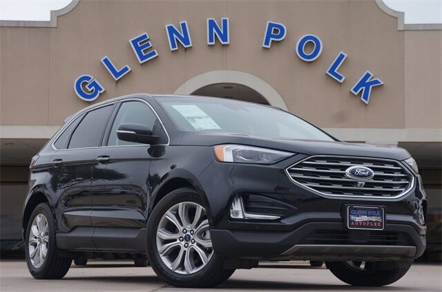 2019 Ford Edge Titanium Gainesville TX