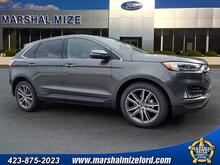 2019_Ford_Edge_Titanium_ Chattanooga TN