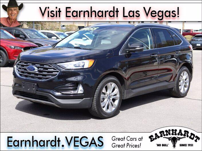 2019 Ford Edge Titanium Las Vegas NV