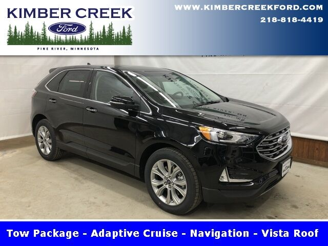 2019 Ford Edge Titanium Pine River MN