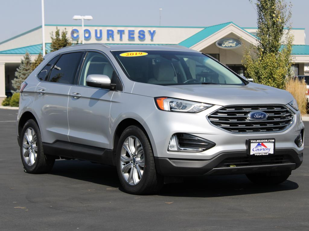2019 Ford Edge Titanium Pocatello ID