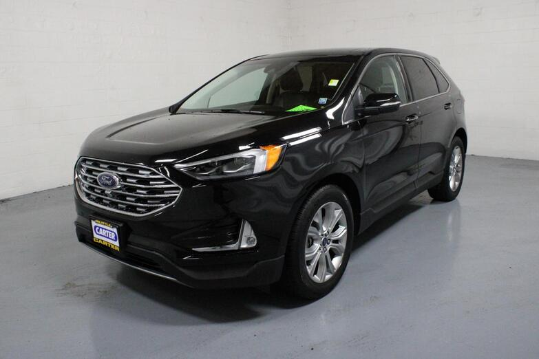 2019 Ford Edge Titanium Seattle WA