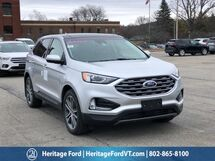 2019 Ford Edge Titanium South Burlington VT