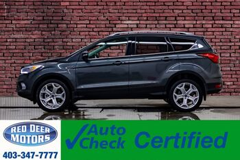 2019_Ford_Escape_AWD Titanium Leather Roof Nav BCam_ Red Deer AB