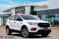 2019_Ford_Escape_S_ Wichita Falls TX