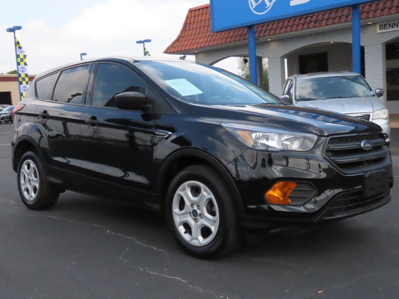 2019 Ford Escape S Lampasas TX