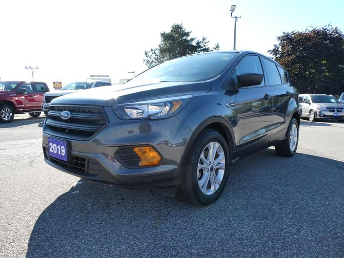 2019 Ford Escape S Back Up Cam Bluetooth Essex ON
