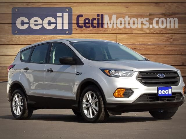 2019 Ford Escape S Hondo TX