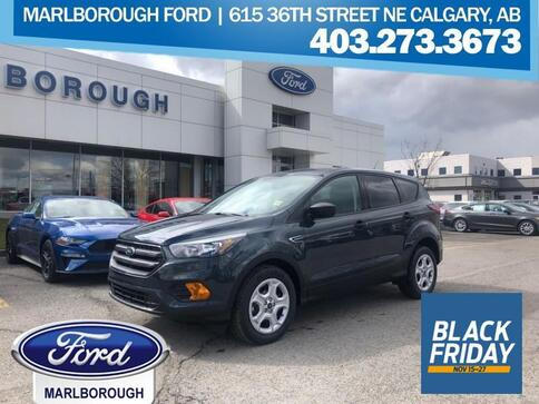 2019_Ford_Escape_S FWD  -  Bluetooth -  SYNC_ Calgary AB