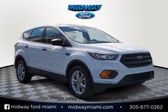 2019_Ford_Escape_S_ Miami FL