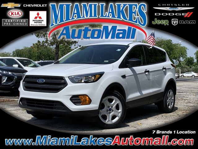 2019 Ford Escape S Miami Lakes FL