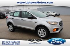 2019_Ford_Escape_S_ Milwaukee and Slinger WI