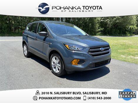 2019_Ford_Escape_S_ Salisbury MD