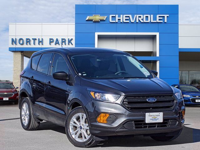 2019 Ford Escape S Castroville TX