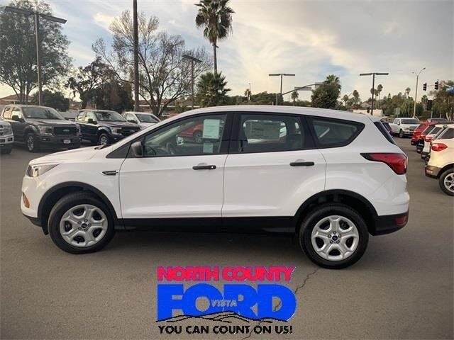 2019_Ford_Escape_S_ Vista CA