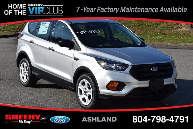 2019 Ford Escape S 4D Sport Utility