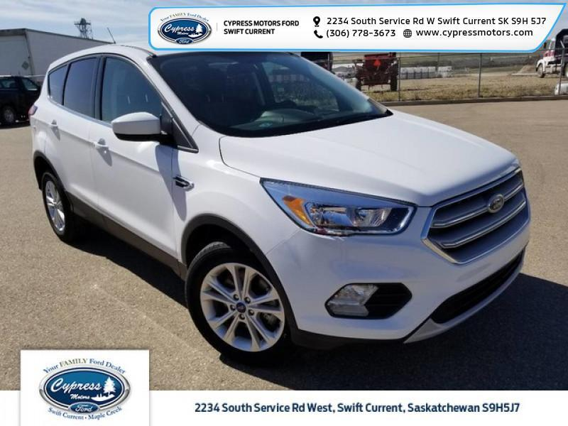 2019 Ford Escape SE  - Heated Seats -  SYNC - $196 B/W Swift Current SK
