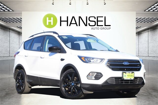 2019 Ford Escape SE Santa Rosa CA