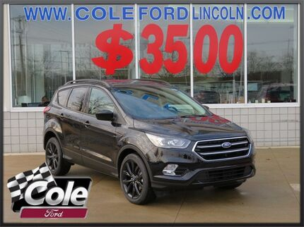 2019_Ford_Escape_SE_ Southwest MI