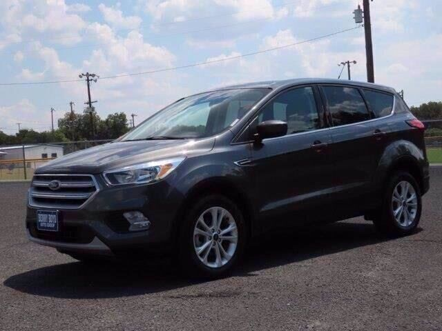 2019 Ford Escape SE Liberty Hill TX
