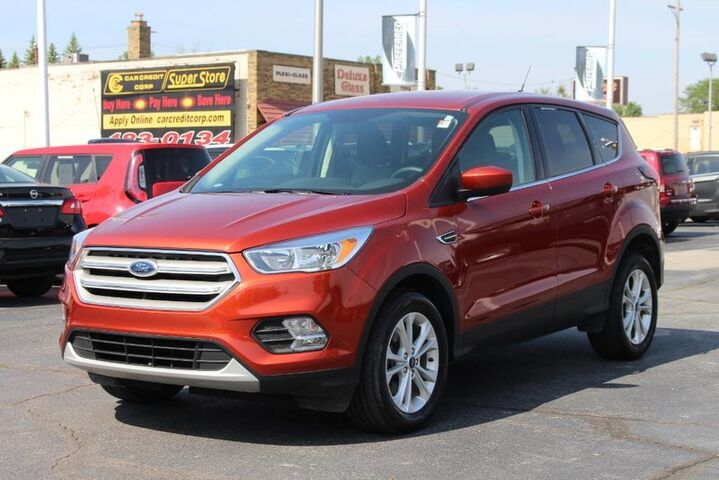 2019 Ford Escape SE Fort Wayne Auburn and Kendallville IN