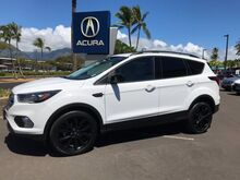 2019_Ford_Escape_SE_ Kahului HI