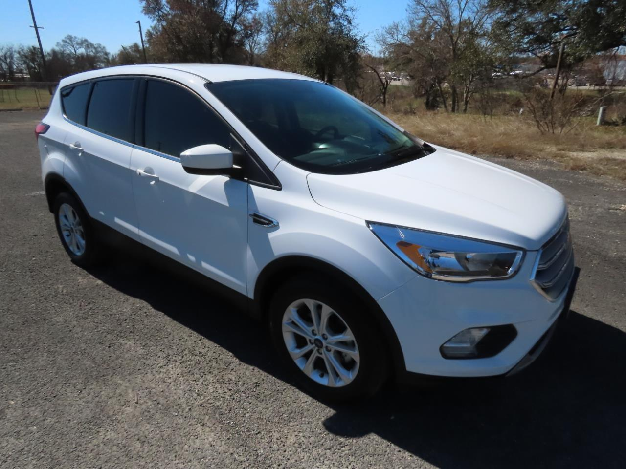 2019 Ford Escape SE Marble Falls TX