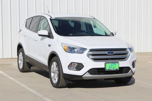 2019 Ford Escape SE Paris TX