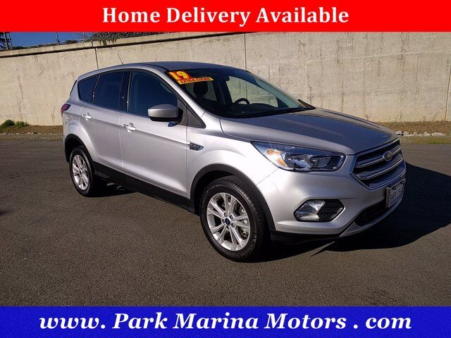 2019 Ford Escape SE Redding CA