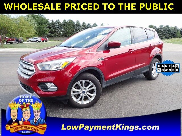 2019 Ford Escape SE Monroe MI
