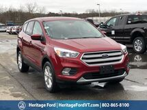 2019 Ford Escape SE South Burlington VT