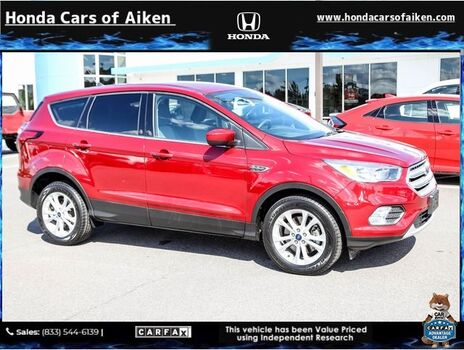2019_Ford_Escape_SE_ Aiken SC