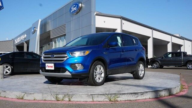 2019 Ford Escape SE Weslaco TX