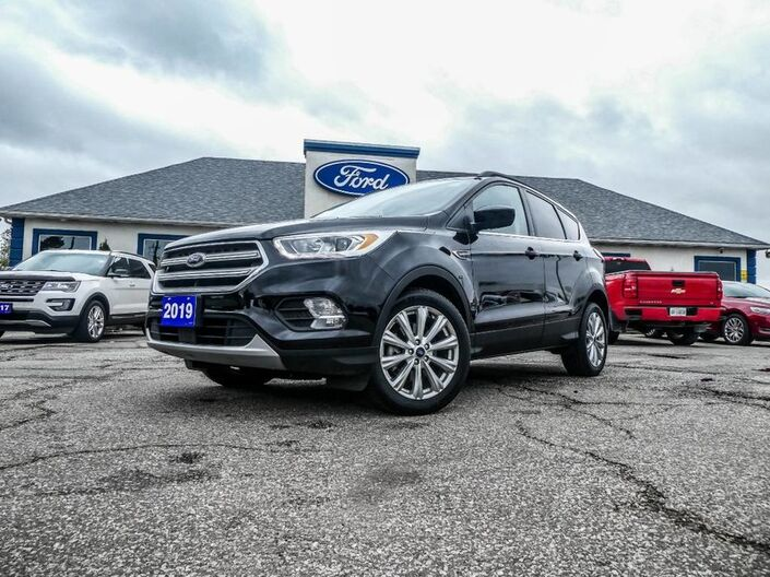 2019 Ford Escape SEL- LEATHER- NAVIGATION- PANORAMIC SUNROOF-BLUETOOTH Essex ON