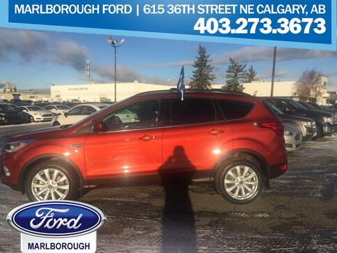 2019_Ford_Escape_SEL 4WD  - Certified - Low Mileage_ Calgary AB