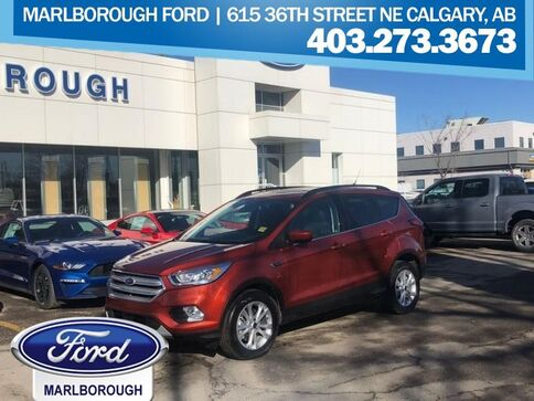 2019_Ford_Escape_SEL 4WD  - Heated Seats -  Power Tailgate_ Calgary AB
