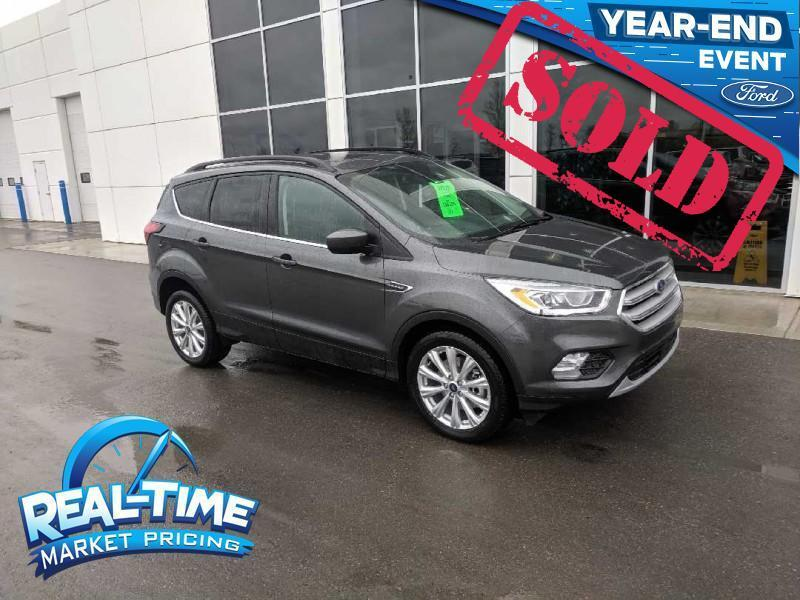 2019_Ford_Escape_SEL 4WD_ Claresholm AB