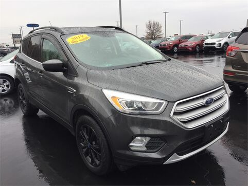 2019_Ford_Escape_SEL 4WD_ Evansville IN