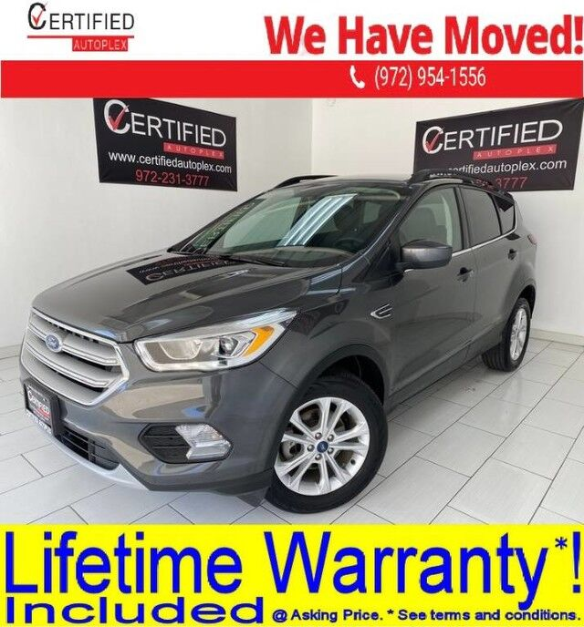 2019 Ford Escape SEL ECOBOOST REAR CAMERA REAR PARKING AID HEATED LEATHER SEATS POWER LIFTGA Dallas TX