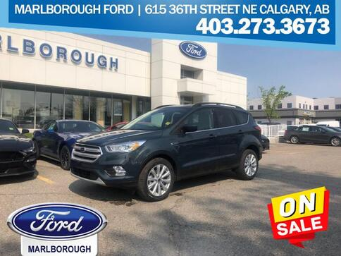 2019_Ford_Escape_SEL FWD  - Heated Seats -  Power Tailgate_ Calgary AB