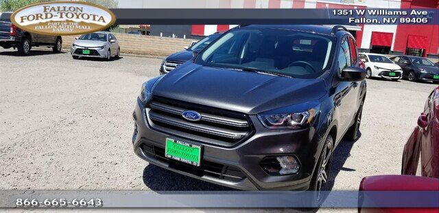 2019 Ford Escape SEL Fallon NV