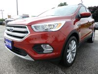 2019 Ford Escape SEL Panoramic Roof Remote Start Heated Seats