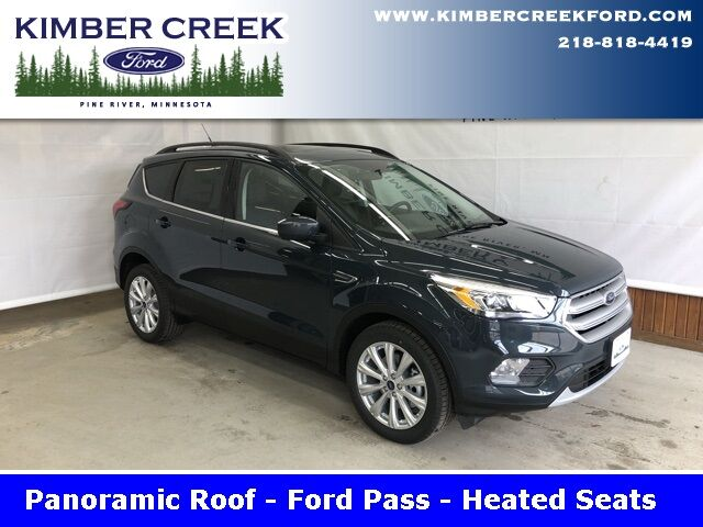 2019 Ford Escape SEL Pine River MN