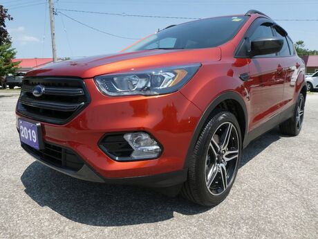 2019 Ford Escape SEL Remote Start Power Lift Gate Heated Seats Essex ON