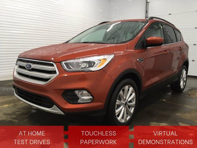 2019 Ford Escape SEL Sherwood Park AB