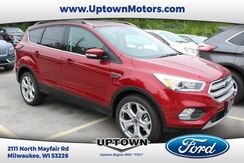 2019_Ford_Escape_Titanium 4WD_ Milwaukee and Slinger WI