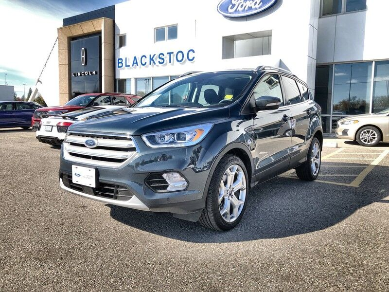 2019 Ford Escape Titanium AWD 2.0L Titanium Mono ON