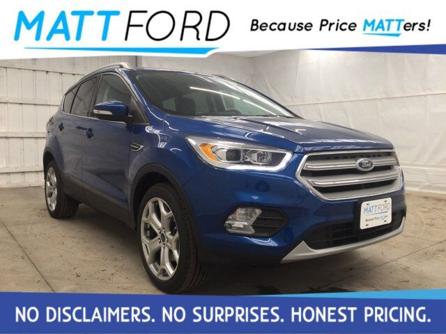 2019 Ford Escape Titanium Kansas City MO