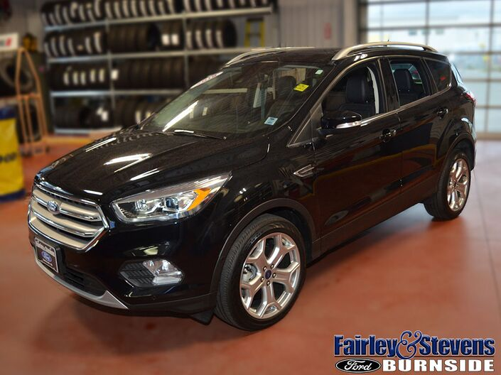 2019 Ford Escape Titanium Dartmouth NS