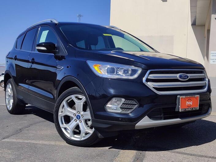 2019 Ford Escape Titanium El Paso TX